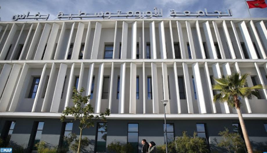 اتفاقية شراكة بين المركز الاستشفائي الجامعي بفاس والجامعة الأورومتوسطية لتعزيز البحث والتكوين