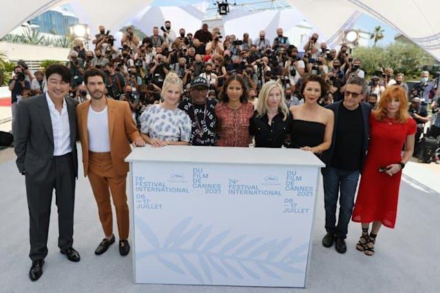 Almodovar, Foster, Joon-ho et Spike Lee déclarent ouvert le 74e Festival de Cannes