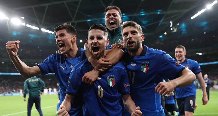 إيطاليا تقصي إسبانيا بركلات الترجيح وتبلغ نهائي كأس أوروبا