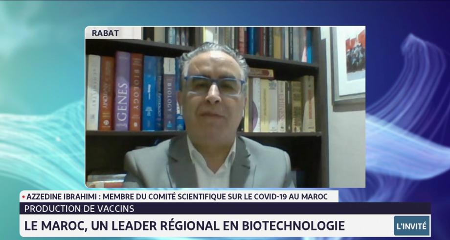 Production de vaccins: le Maroc, un leader mondial en matière de biotechnologie