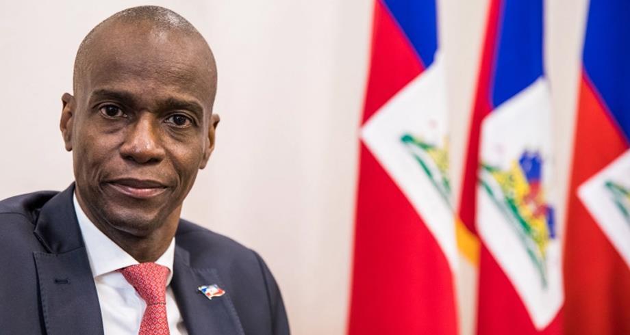 اغتيال رئيس هايتي جوفينيل مويز