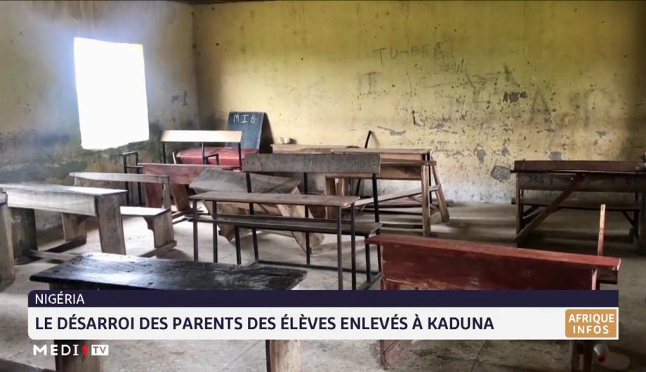 Nigéria: le désarroi des parents des élèves enlevés à Kaduna