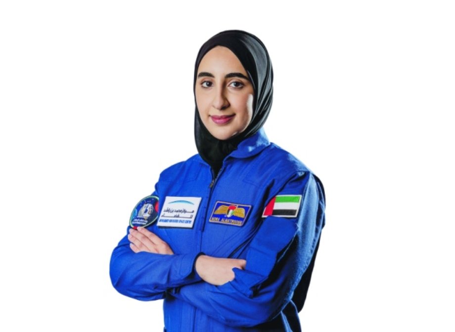 إماراتية تتدرب لتصبح أول رائدة فضاء عربية