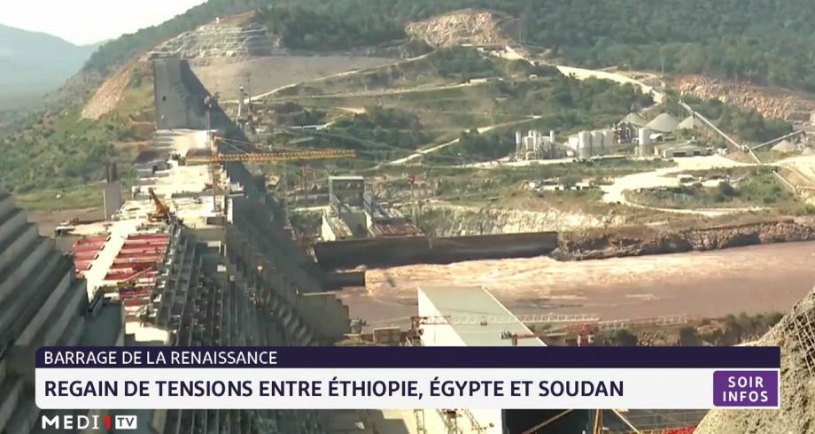 Barrage de la Renaissance: regain de tensions entre Éthiopie, Égypte et Soudan