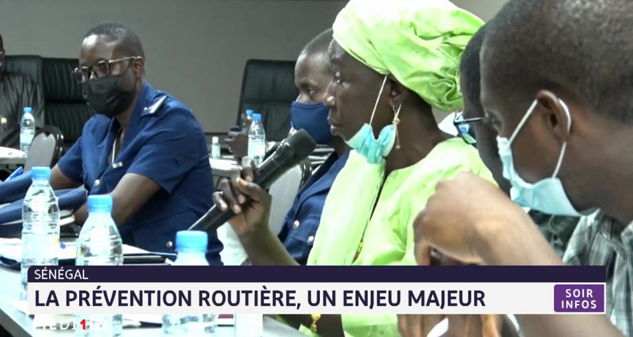Sénégal: la prévention routière, un enjeu majeur