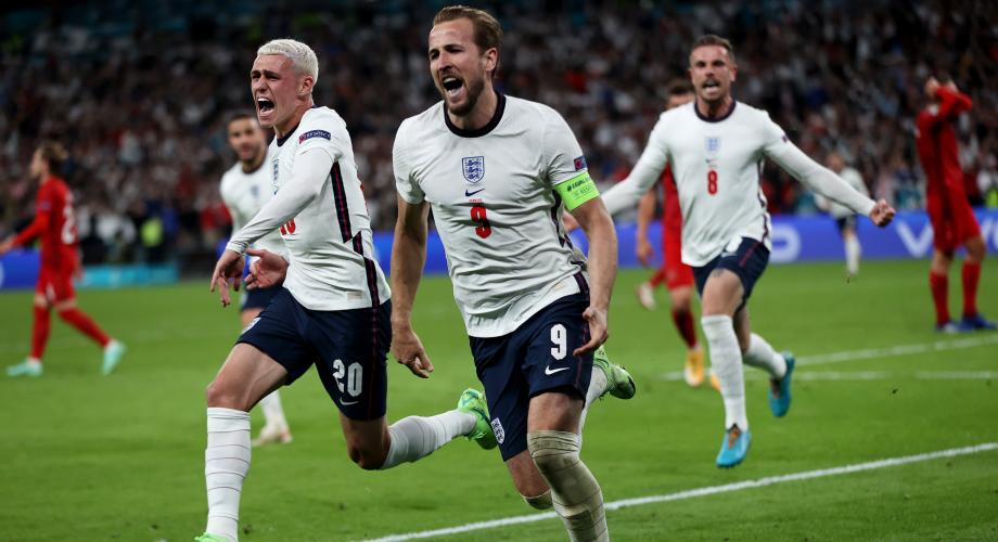 كأس أوروبا.. كاين يقود إنجلترا إلى النهائي للمرة الأولى