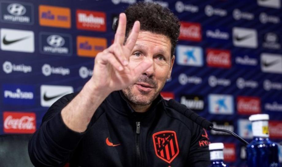Atlético Madrid: Diego Simeone prolonge