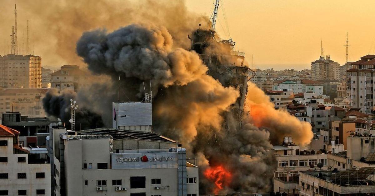 خسائر غزة جراء الحرب الإسرائيلية بلغت 570 مليون دولار