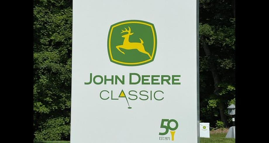 Golf/John Deere Classic: Munoz et Chesson en tête à l'issue du 1er tour