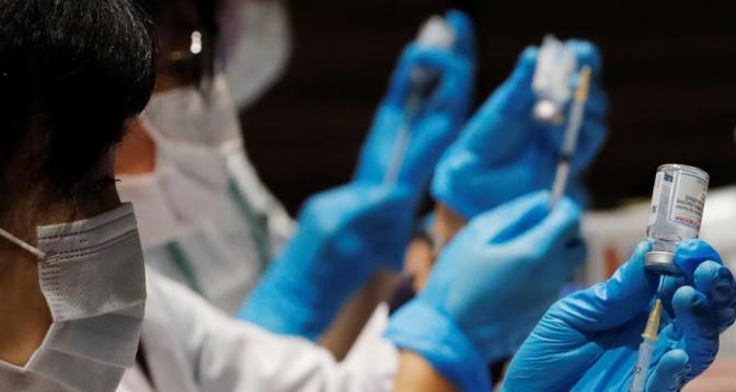 """وكالة أنباء يابانية تبرز أهمية مشروع تصنيع وتعبئة اللقاح المضاد لـ""""كوفيد-19"""" بالمغرب"""