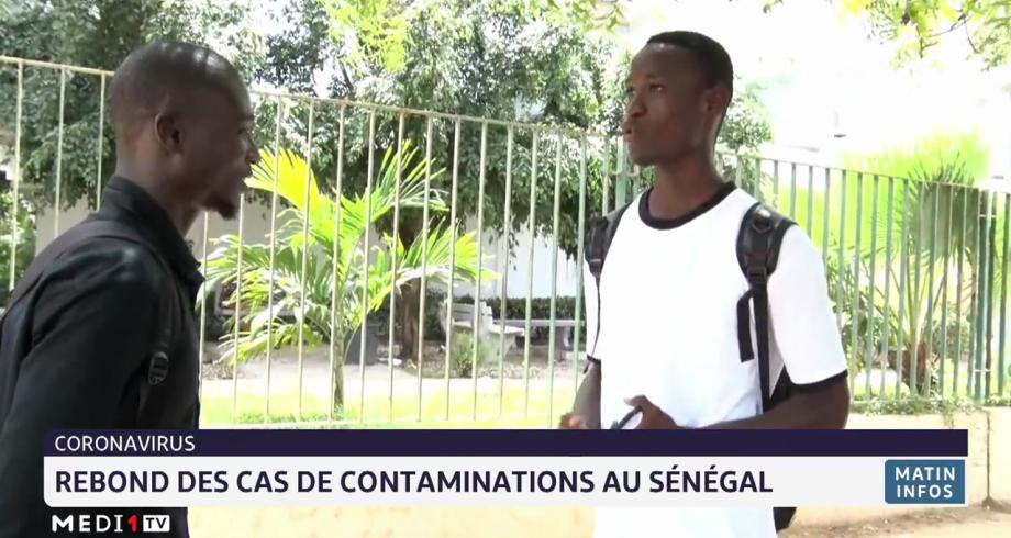 Covid-19: rebond des cas de contamination au Sénégal