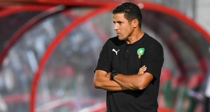 """عموتة: طموحنا في بطولة """"كأس العرب"""" هو المنافسة على اللقب"""