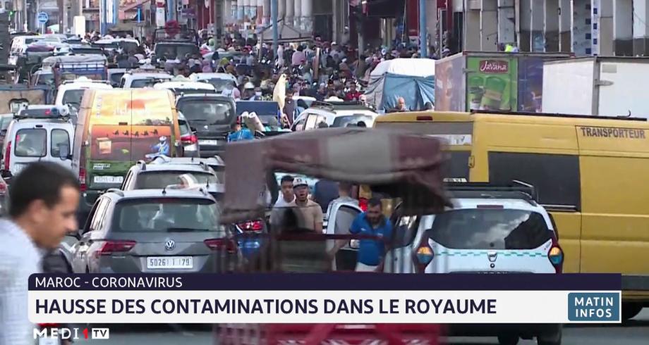 Covid-19 au Maroc: hausse des contaminations