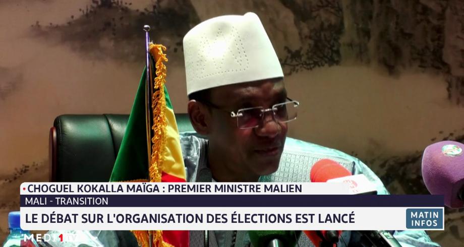 Transition au Mali: le débat sur l'organisation des élections est lancé