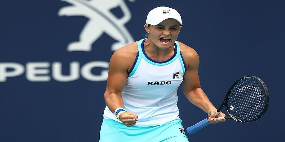Wimbledon: Ashleigh Barty s'adjuge son deuxième titre du Grand Chelem
