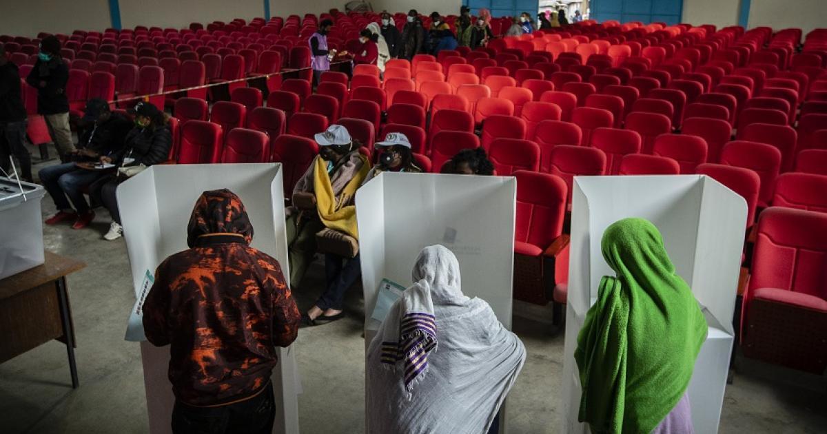 """إثيوبيا.. حزب """"الازدهار"""" الحاكم يفوز بأغلبية واسعة في الانتخابات العامة"""