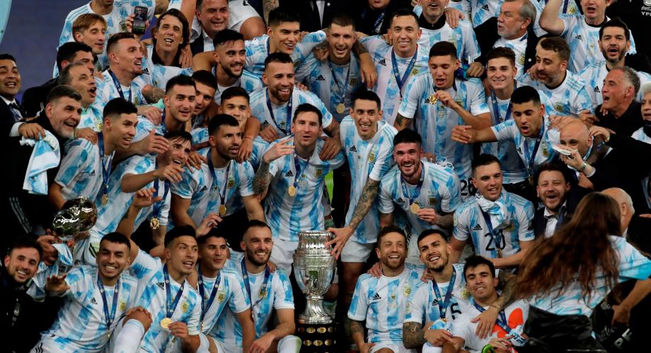 كوبا أمريكا.. الأرجنتين تتوج باللقب على حساب البرازيل