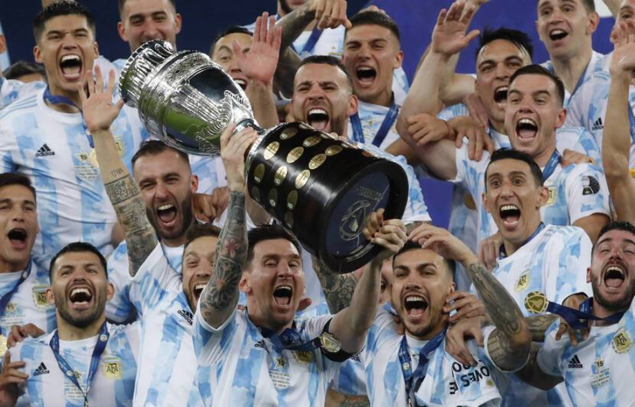 Copa America: l'Argentine sacrée pour la 15è fois