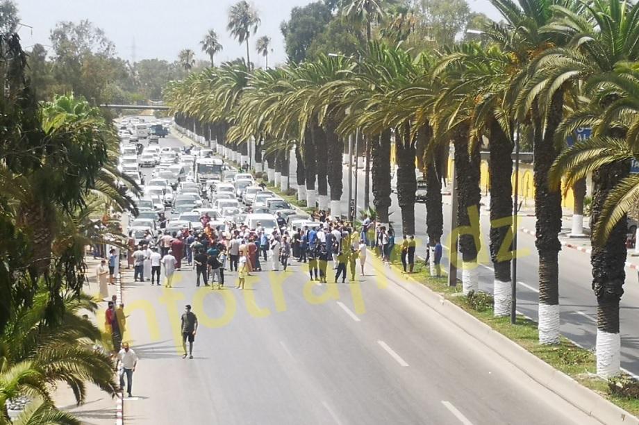 Pénurie d'eau en Algérie: nouvelles manifestations à Alger
