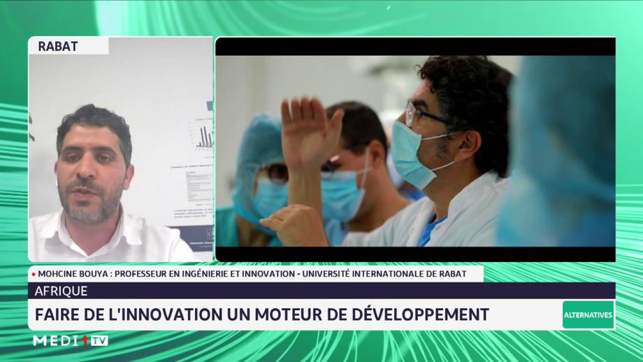 Afrique: faire de l'innovation un moteur de développement