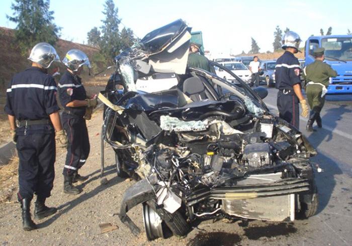 Accidents de la route en Algérie: 11 morts et 300 blessés en 24 heures