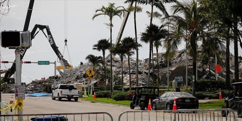 ارتفاع حصيلة انهيار المبنى في فلوريدا إلى 90 قتيلا و31 مفقودا