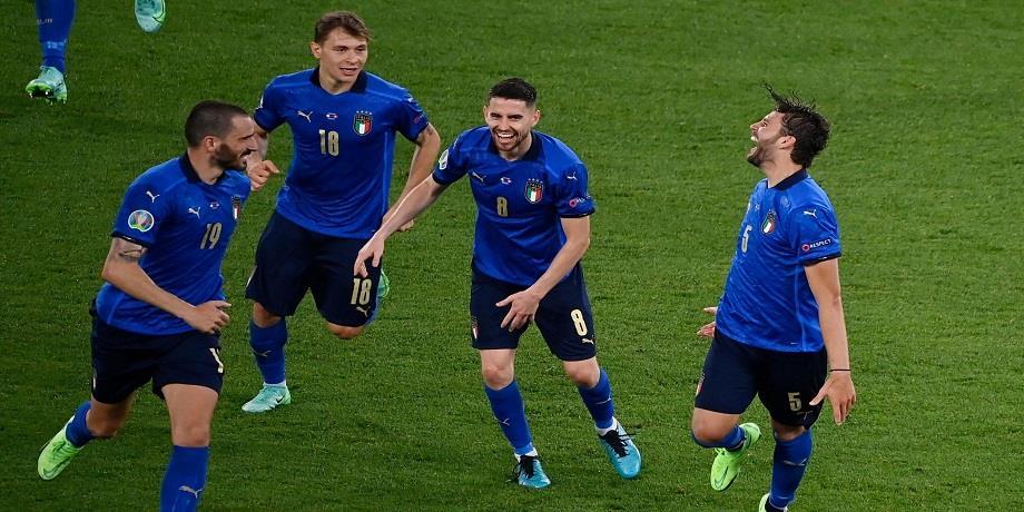 L'Italie remporte l'Euro-2020 après sa victoire face à l'Angleterre