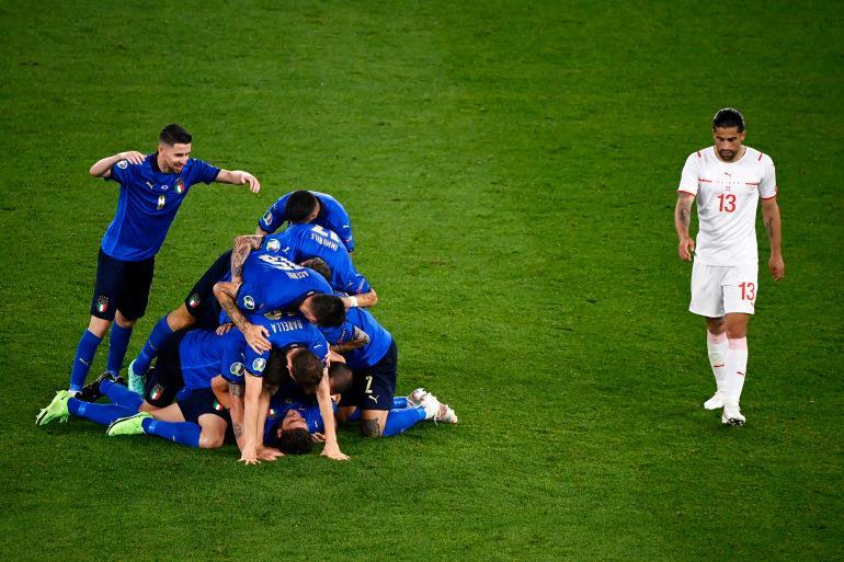 كأس أوروبا: سجل الفائزين والمباريات النهائية