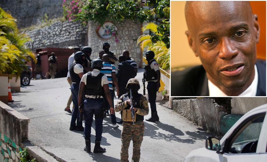 هايتي .. اعتقال المدبر المحتمل لعملية اغتيال رئيس البلاد