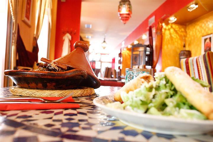 الانتكاسة الوبائية تثير مخاوف مهنيي قطاع  المطعمة بالمغرب