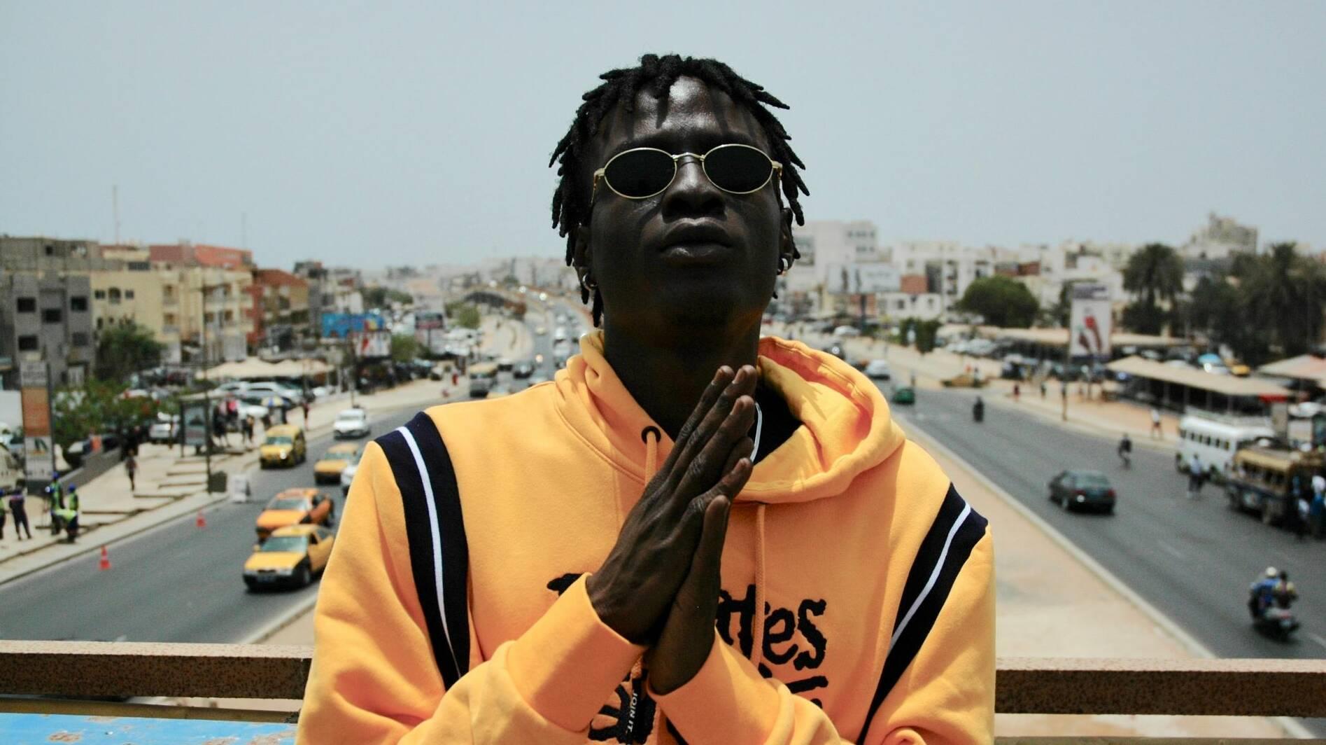 Dopeboy DMG, étoile montante du rap sénégalais