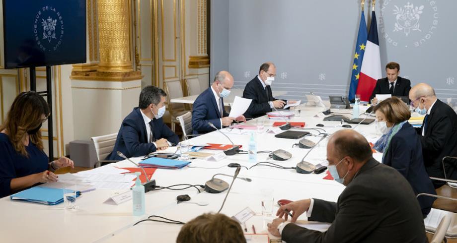 فرنسا.. مجلس الدفاع الأعلى يجتمع الاثنين لمناقشة الوضع الوبائي