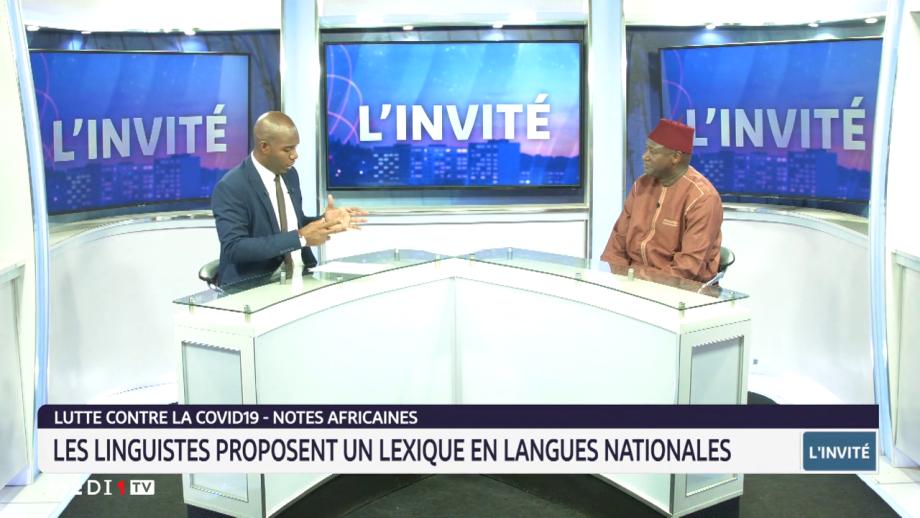 Lutte contre la covid-19- notes africaines: les linguistes proposent un lexique en langues nationales