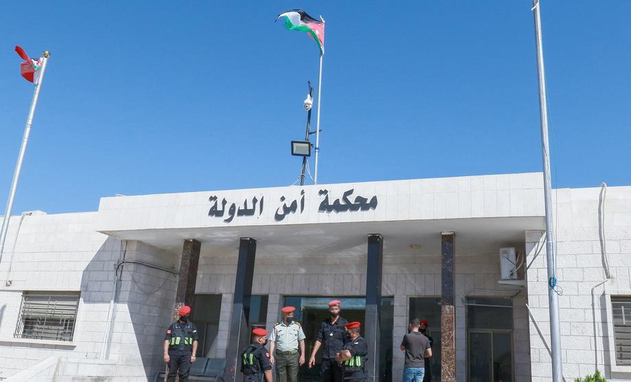 """الأردن .. إدانة المتهمين الرئيسيين في قضية """"زعزعة أمن واستقرار"""" المملكة بالسجن 15 عاما"""