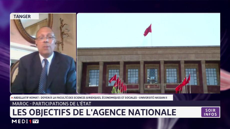 Maroc- participations de l'état: les objectifs de l'agence national