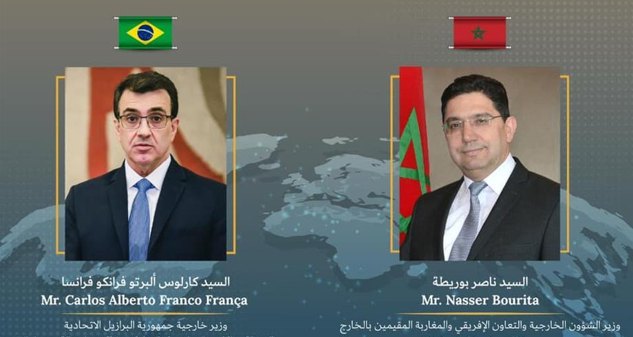 المغرب والبرازيل يعملان على إرساء شراكة استراتيجية متعددة الأبعاد