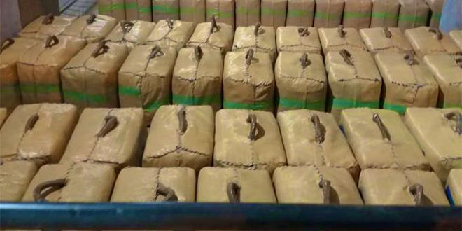 Casablanca : Six personnes interpellées pour liens présumés avec un réseau de trafic international de drogue