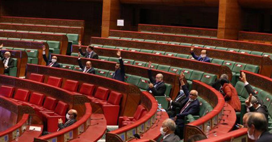 مجلس المستشارين يصادق على مشروع القانون الإطار المتعلق بالإصلاح الجبائي