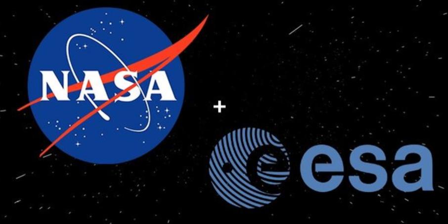 شراكة بين وكالتي الفضاء الأوروبية والأمريكية بشأن تغير المناخ