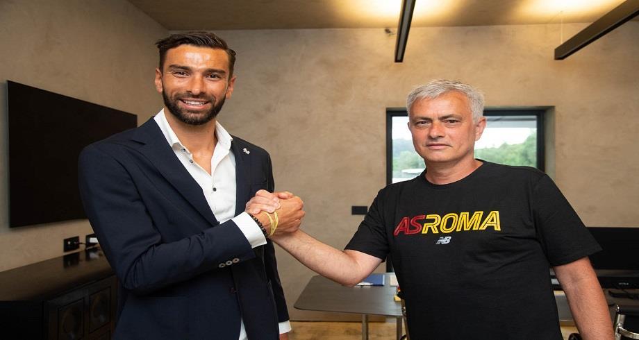 Football: le gardien Rui Patricio, première recrue de Mourinho à l'AS Rome
