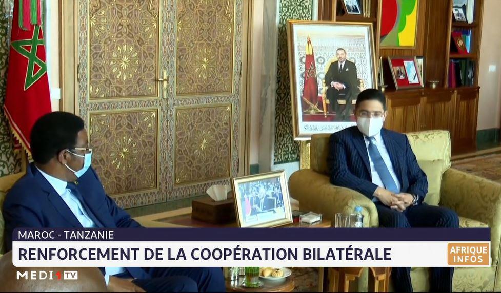 Maroc-Tanzanie: renforcement de la coopération bilatérale