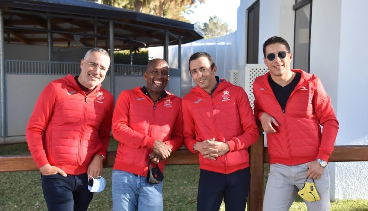Sports équestres : cinq cavaliers représenteront le Maroc aux JO de Tokyo
