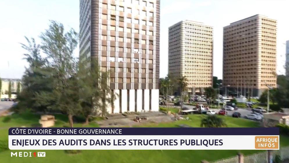 Côte d'Ivoire: enjeux des audits dans les structures publiques