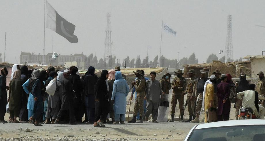"""أكثر من 300 أفغاني فروا من هجوم """"طالبان"""" إلى طاجيكستان"""