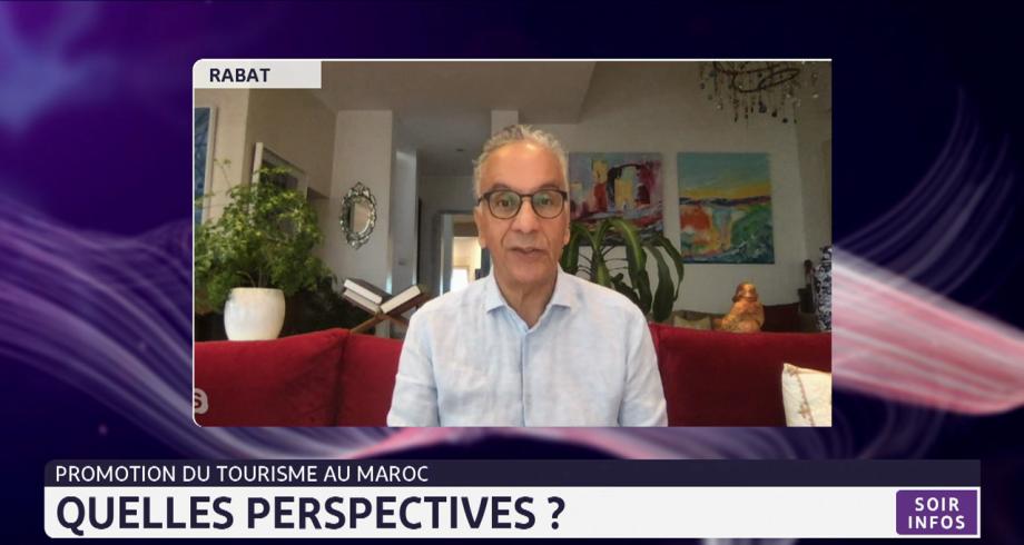 Promotion du tourisme au Maroc: quelles perspectives? l'analyse de Driss Aissaoui