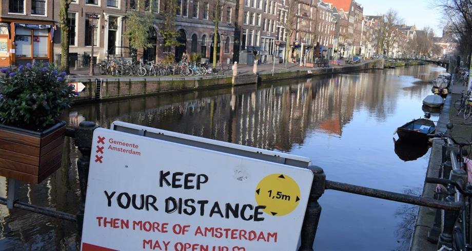 كوفيد-19.. هولندا تعيد التوصية بالعمل من المنزل بعد تسجيل زيادة في الإصابات