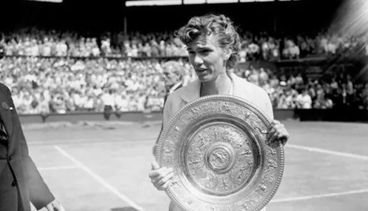 وفاة أسطورة كرة المضرب الأمريكية شيرلي فراي