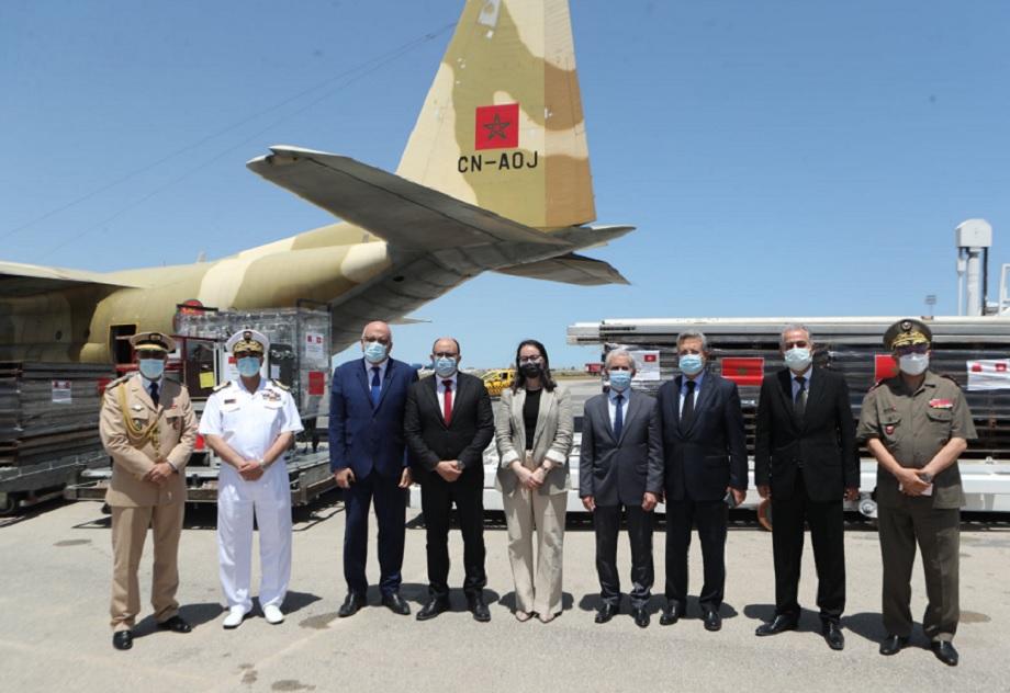 Aide médicale d'urgence: la Présidence de la Tunisie exprime ses remerciements au Maroc