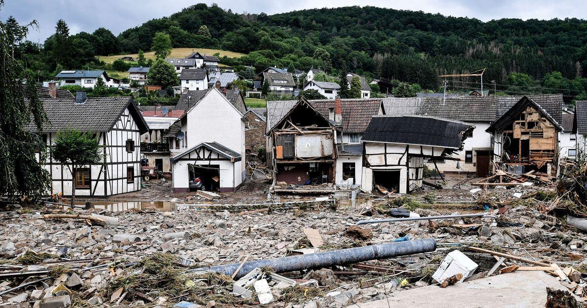 Inondations en Allemagne: le bilan s'alourdit à 169 morts