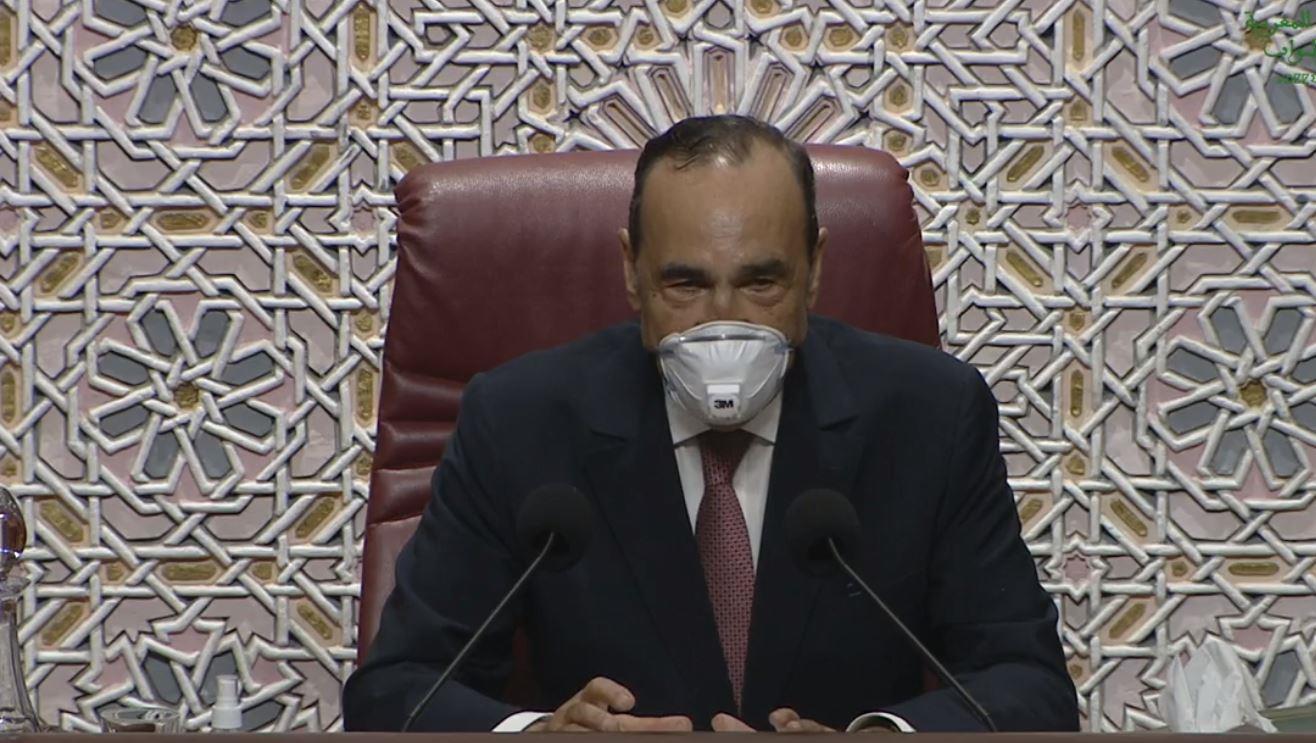 المالكي: مجلس النواب قدم أزيد من 2500 تعديلا جوهريا على النصوص المصادق عليها